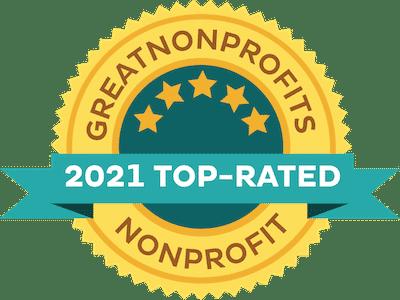 greatnonprofits top rated nonprofit 2021