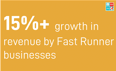15%+ growth in revenue