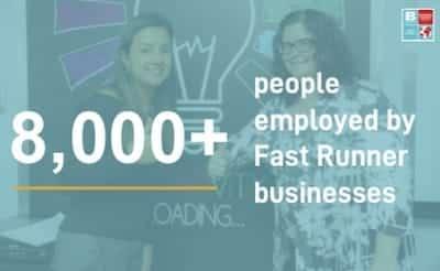 8000 people employed