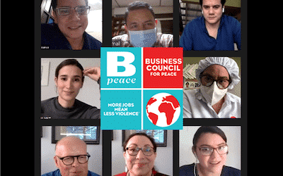 bpeace conference call